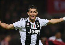 Gol Ke-5000 Juventus Serie A Disumbangkan Oleh Ronaldo