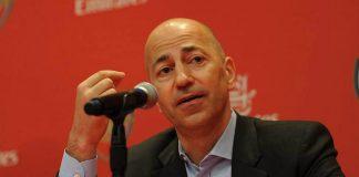 Ivan Gazidis Merasa Terhormat Setelah Bergabung Dengan AC Milan