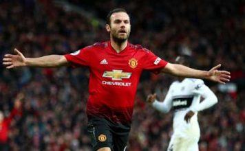 Kemenangan Atas Fulham, Juan Mata Dapat Sanjungan Jose Mourinho