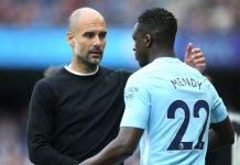 Benjamin Mendy Salah Satu Harapan Pep Guardiola