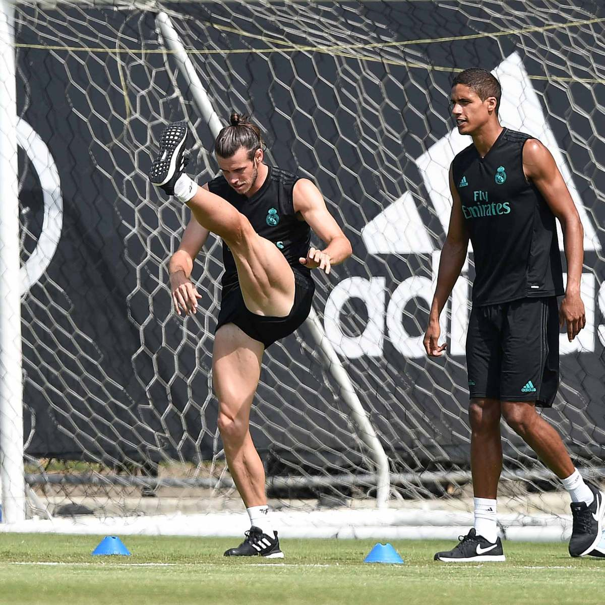 Gareth Bale Tampak Berlatih Kembali