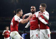 Kunci Kemenangan Arsenal Karena Bersabar
