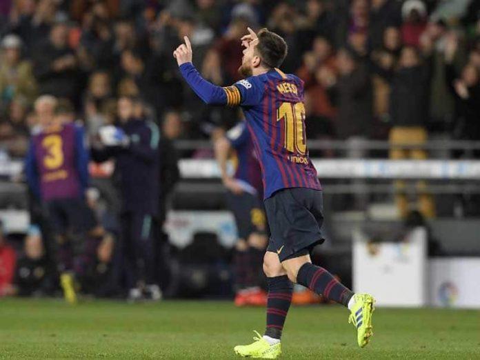 Lionel Messi Seorang Pemain Bola yang Hebat
