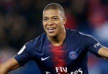 PSG Berhadapan Dengan Manchester United, Kylian Mbappe Yakin Menang