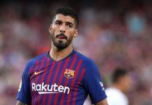 Dua Calon Pemain yang Akan Gantikan Suarez di Barcelona