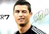 """Profil & Fakta Cristiano Ronaldo """"CR7"""""""