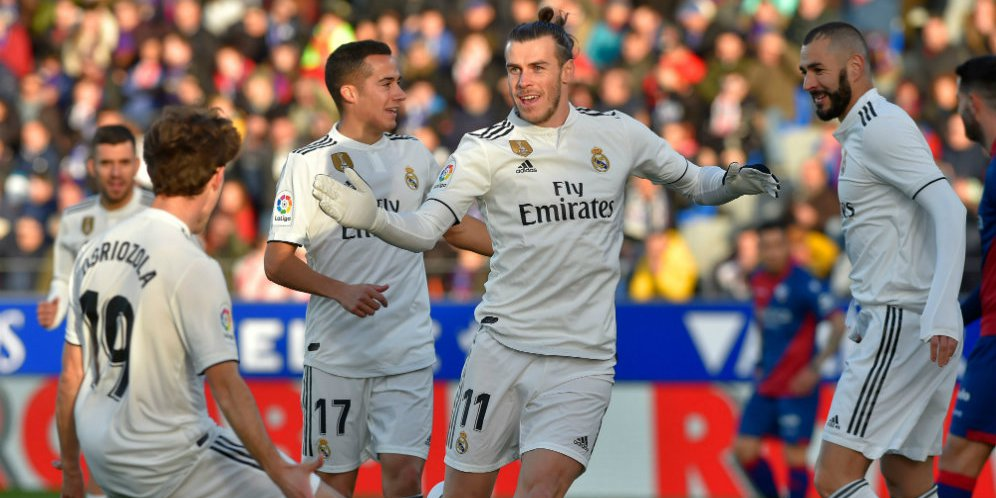Real Madrid Lolos Dari Aib