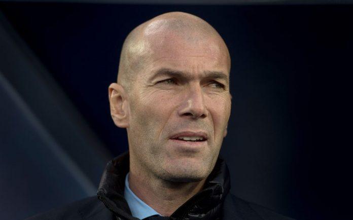 Zidane Klarifikasi Desas-desus Akan Kepergian Tiga Pemain Senior Madird