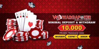 Wargapoker Situs IDN Poker Online Paling Populer Tahun 2020