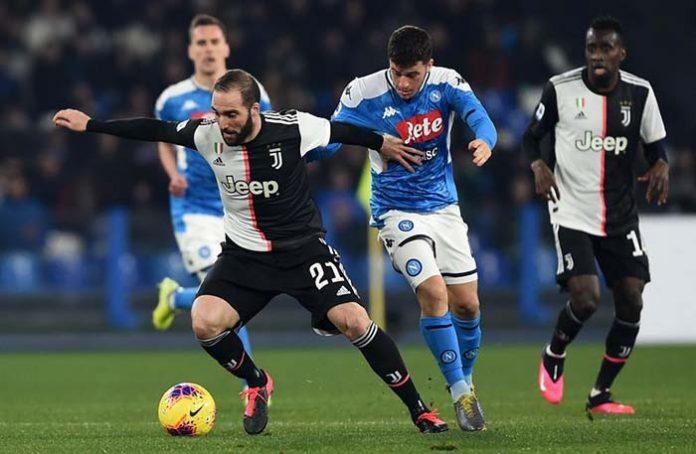 Napoli Mengejutkan Para Pemimpin Seri A Juventus Kalah 2-1