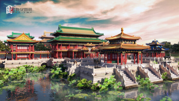 Besarnya Summer Palace di China Gak Kebayang